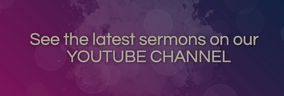 Contemporary Church Website Banner